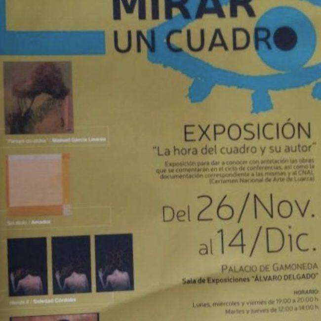"""XV Ciclo """"Mirar un cuadro"""""""