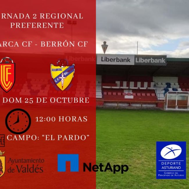 [SUSPENDIDO] Luarca CF vs. Berrón CF