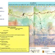 25 años de la Asociación de Amigos del Camino de Santiago Valdés-Luarca