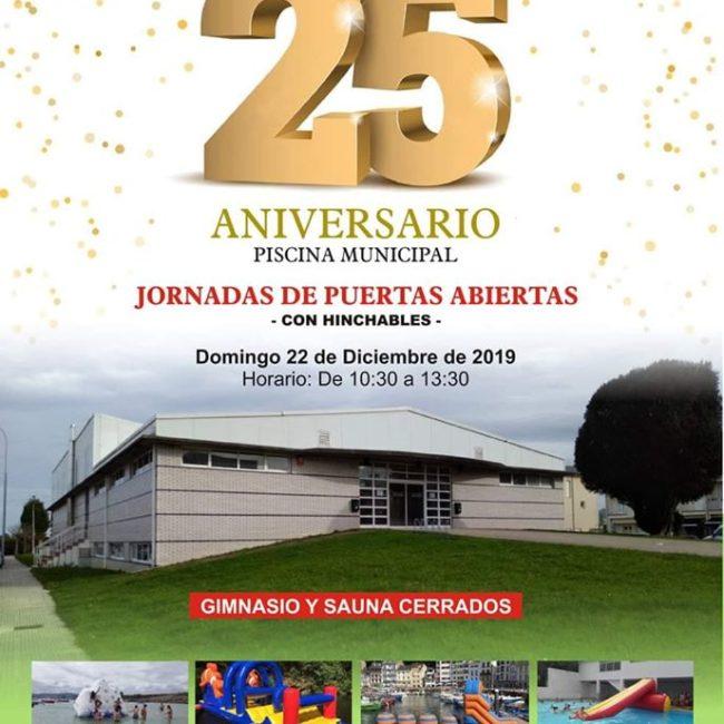 25 aniversario de la Piscina Municipal