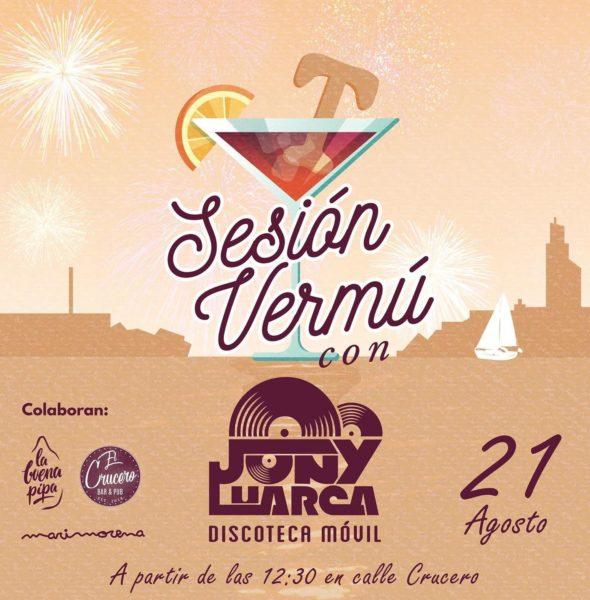 Sesión Vermouth con Jony Luarca