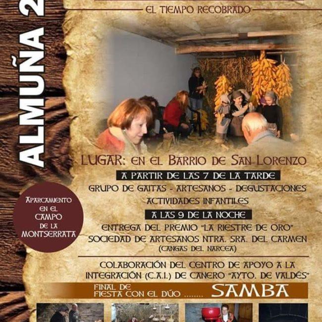 III Festival del Esfoyón y Amagüestu
