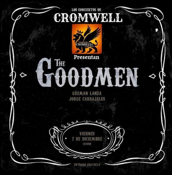 Concierto de The Good Men