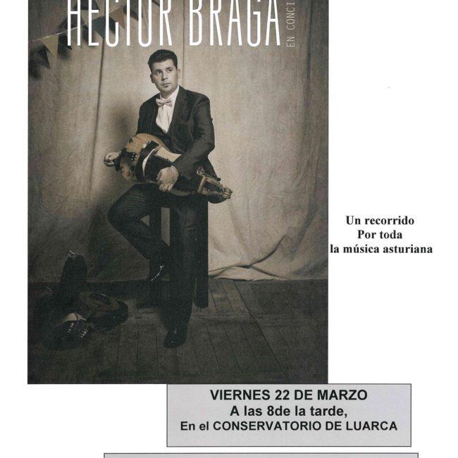 Concierto de Héctor Braga