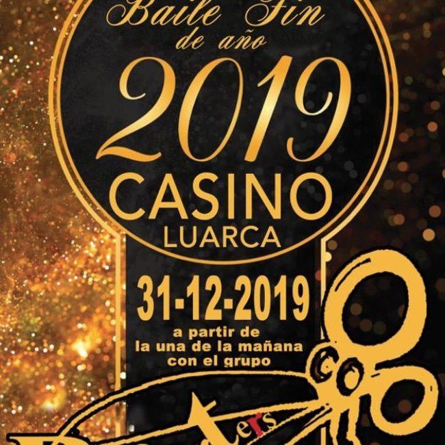 Baile de fin de año en 'El Casino'
