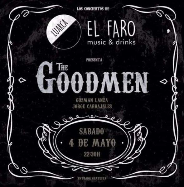 Concierto de The Goodmen en El Faro