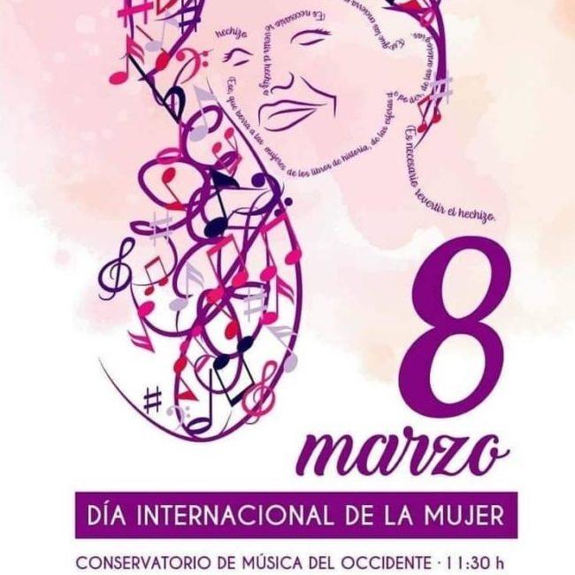 8M – Día internacional de la Mujer