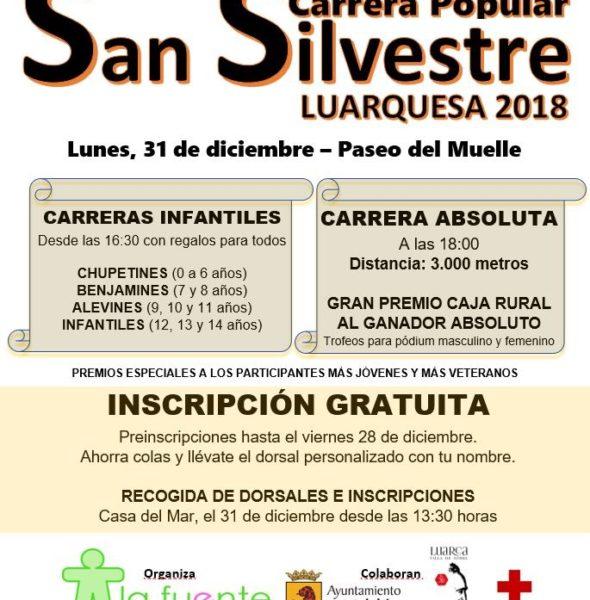 San Silvestre 2018