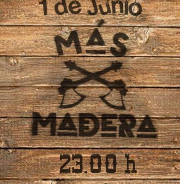 Concierto de 'Más Madera' en El Faro