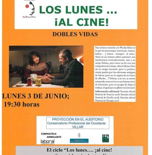 Cine 'Dobles vidas'