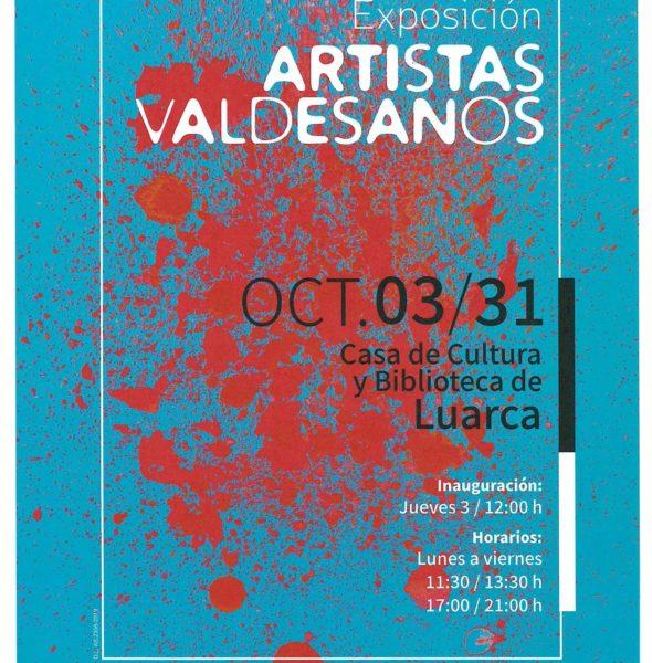 Exposición artistas valdesanos