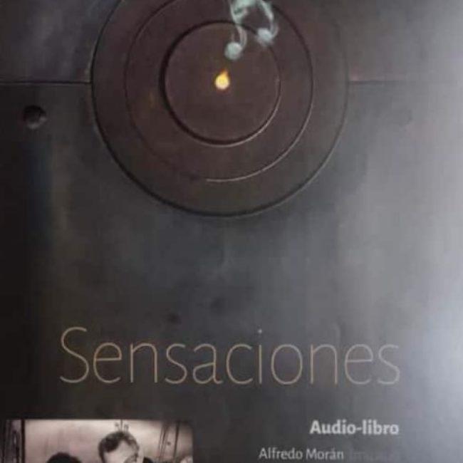 """Presentación del audio-libro """"Sensaciones"""""""