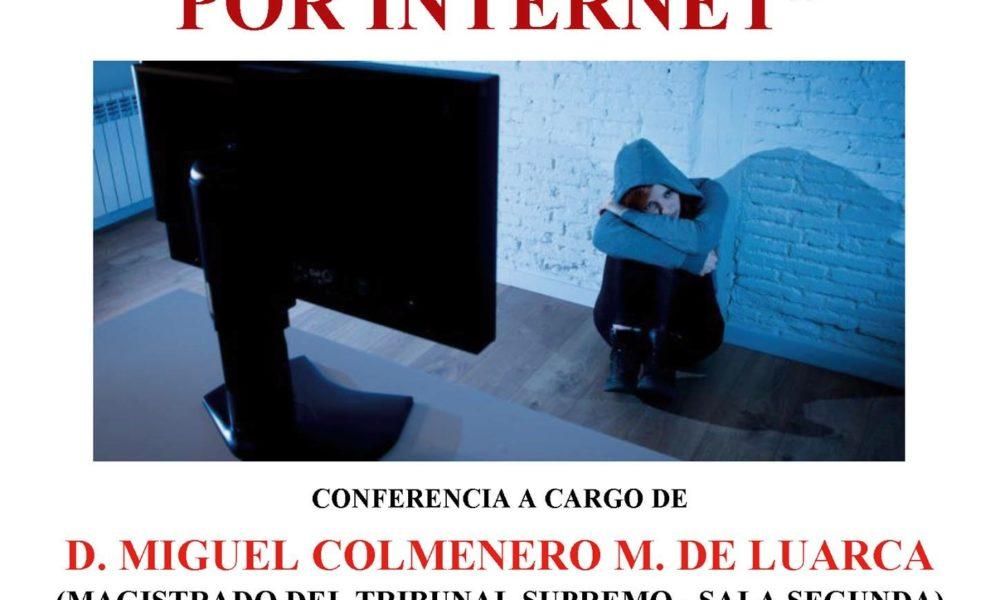 """Conferencia """"El acoso juvenil por Internet"""""""