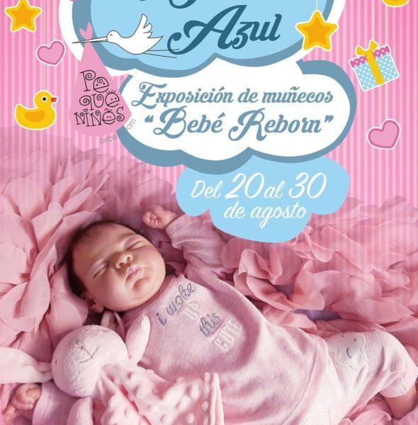 Exposición muñeco bebé reborn