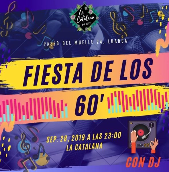 Fiesta de los 60