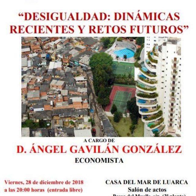 Desigualdad: dinámicas recientes y retos futuros