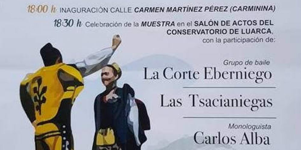 "II muestra folklorica ""Carminina"""