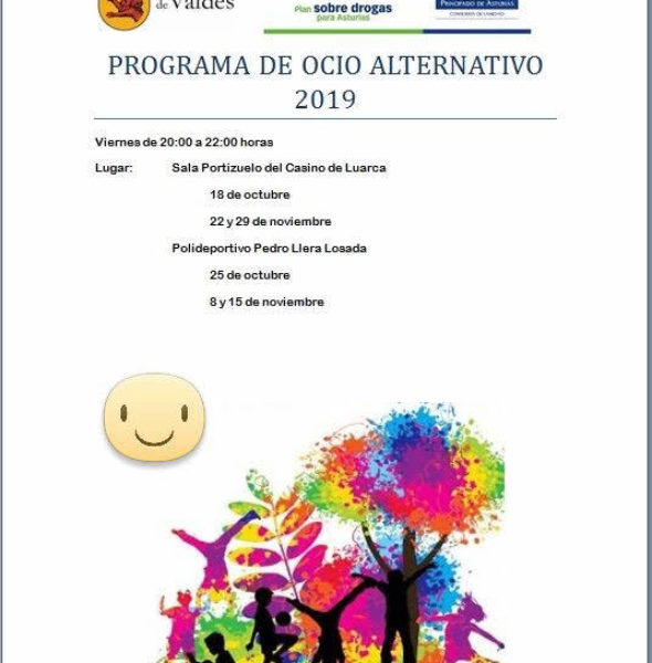 Programa de Ocio Alternativo 2019
