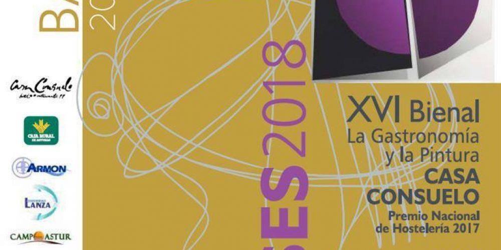 Exposición bienal de Casa Consuelo 2018