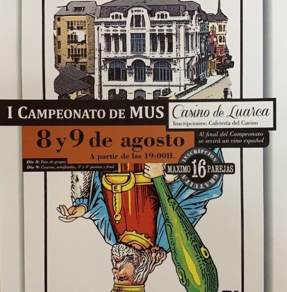I Campeonato de Mus Casino de Luarca