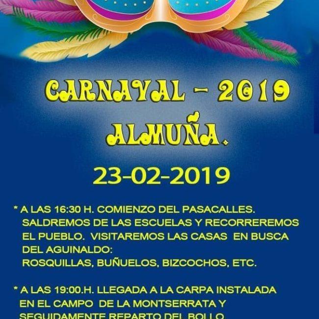 Carnaval de Almuña 2019