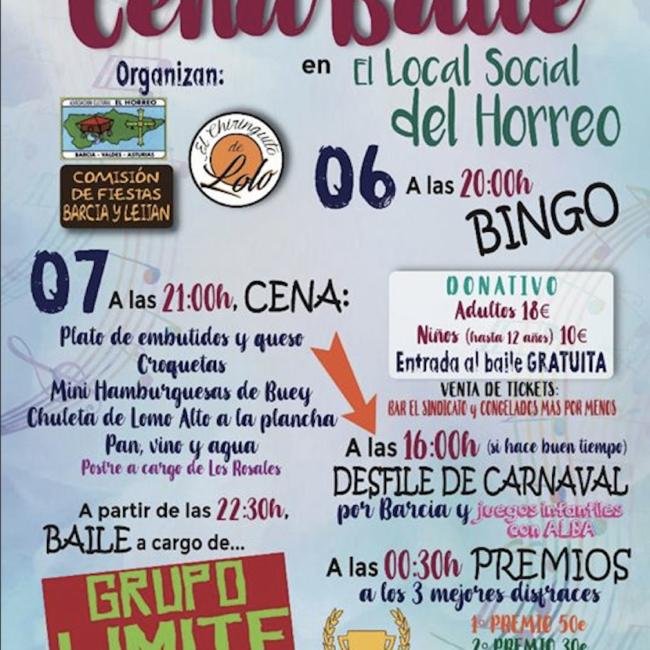 Carnaval en Barcia