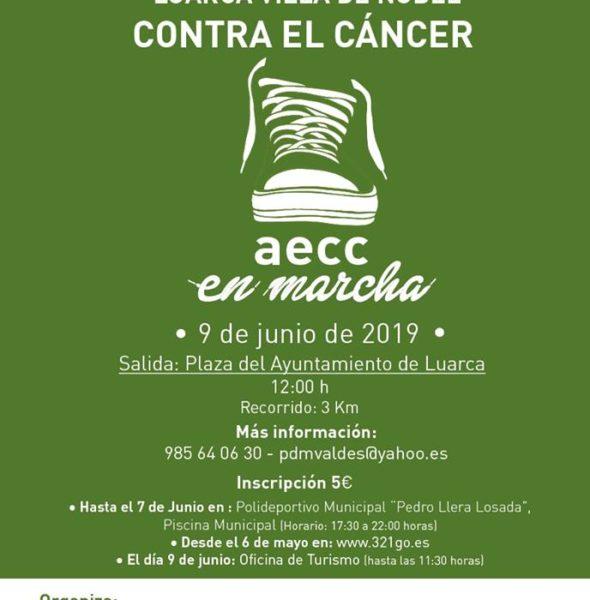 I Carrera Solidaria contra el Cancer «Luarca Villa del Nobel»