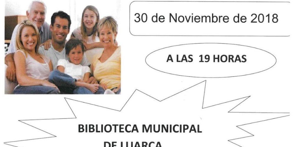 """Charla: """"Abuelos y nietos del siglo XXI"""""""