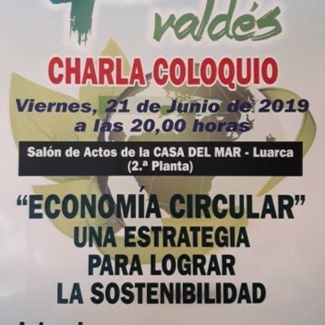 Charla Coloquio 'Economía Circular'