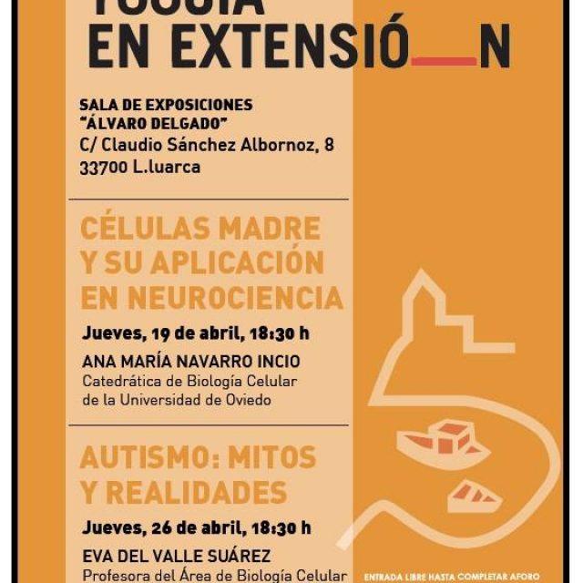"""Ciclo de conferencias """"100cia en extensión"""""""