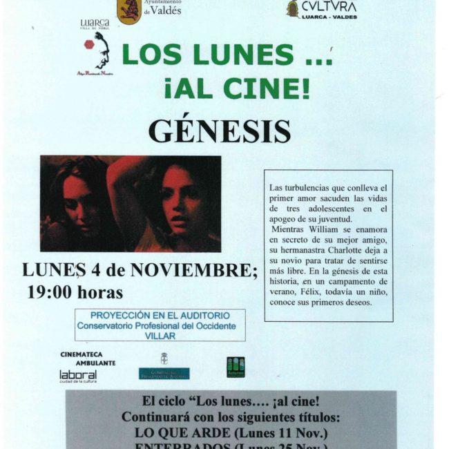 Cine: Génesis