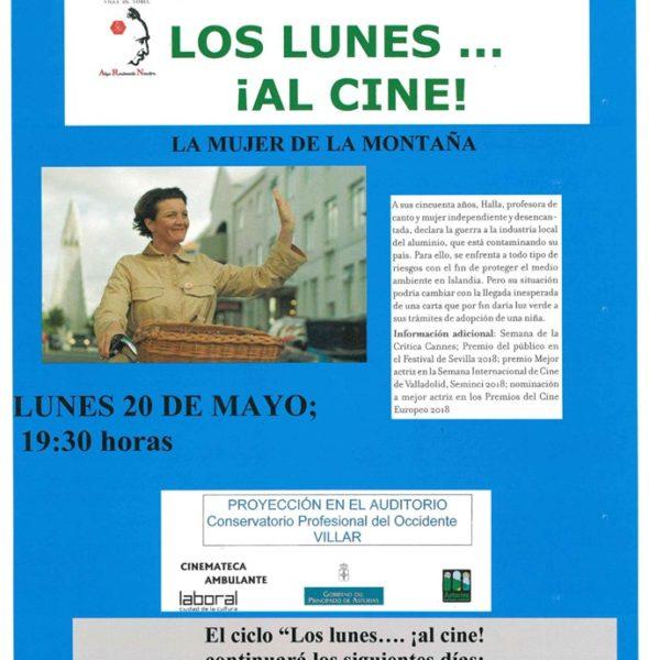 Cine: La mujer en la montaña