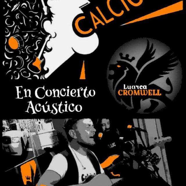 Concierto de Calcio 20 en el Café-Bar Cromwell