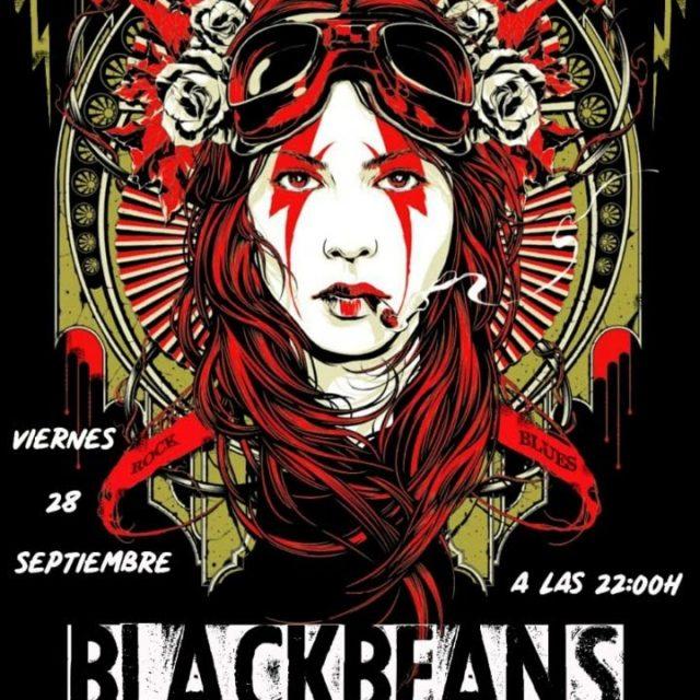 Concierto de Blackbeans en el Café-Bar Cromwell