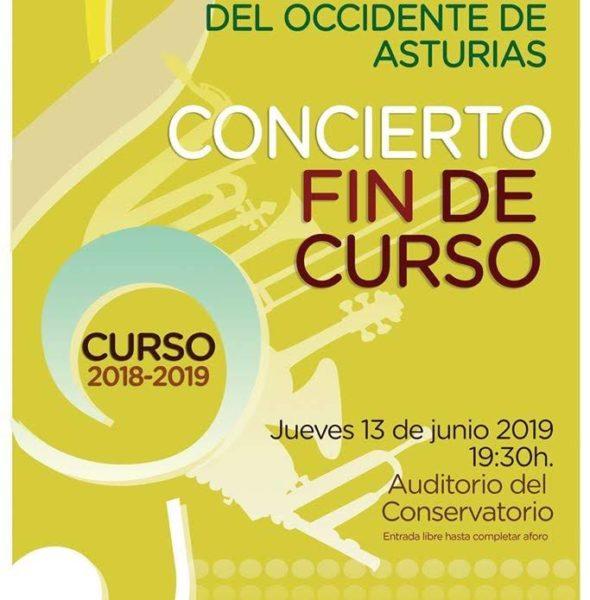 Concierto Fin de Curso 2019