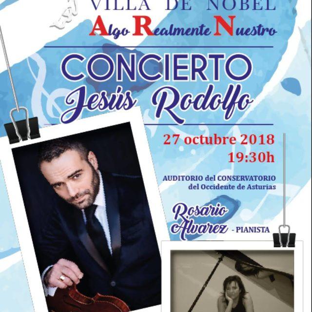 Concierto de Jesúss Rodolfo
