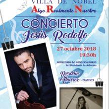 Concierto de Jesus Rodolfo