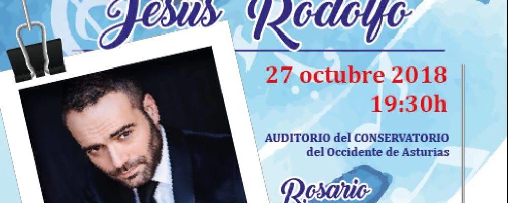 Concierto de Jesús Rodolfo