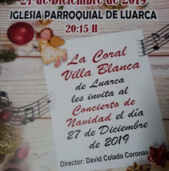 XXXIV Concierto de Navidad – Coral Villa Blanca