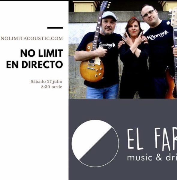 Concierto de 'No limit' en 'El Faro'