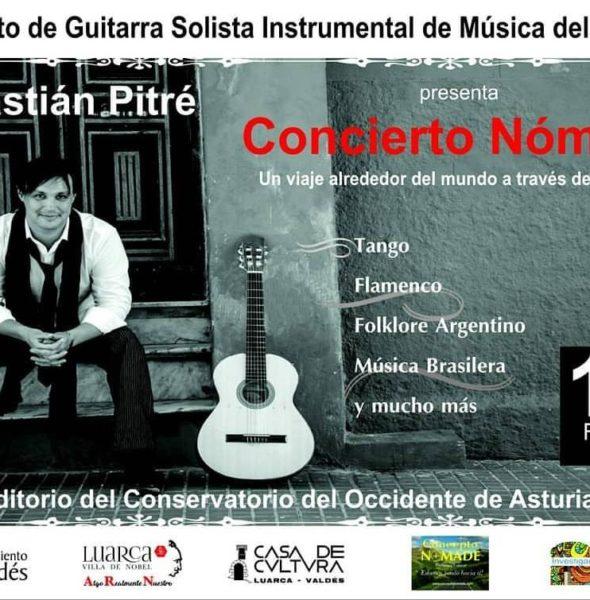 Concierto Sebastián Pitré