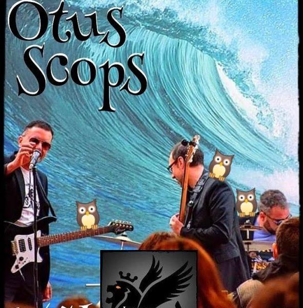 Concierto de Otus Scops en el Cromwell