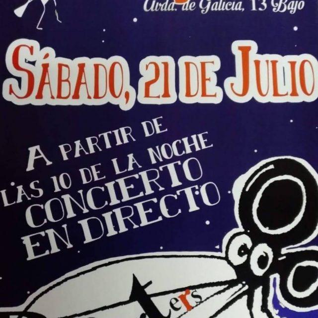 Música en Directo:Recorters en el Bar Julia