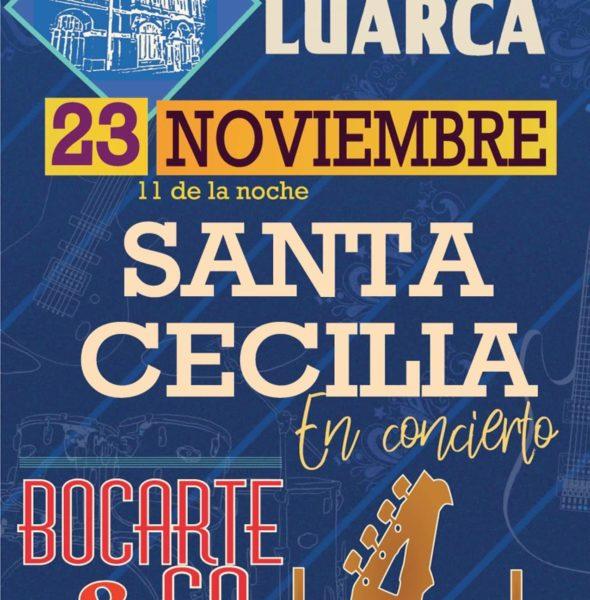 Concierto por Santa Cecilia
