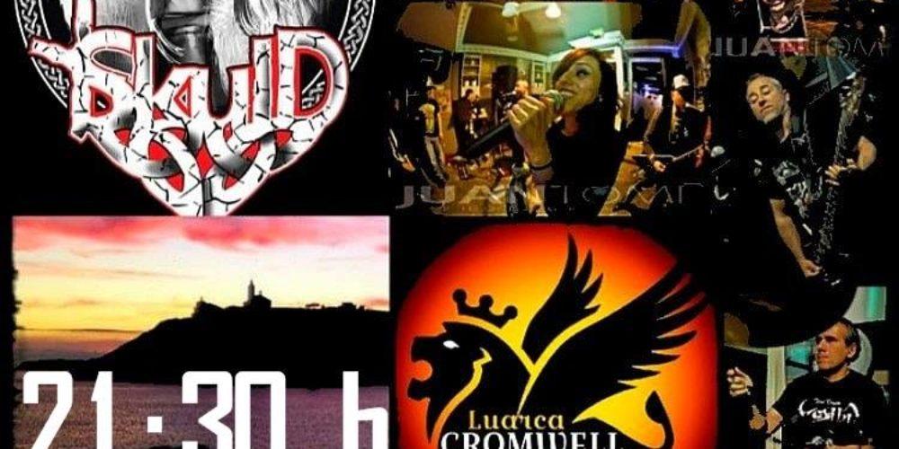 Concierto de Skuld en el Cromwell