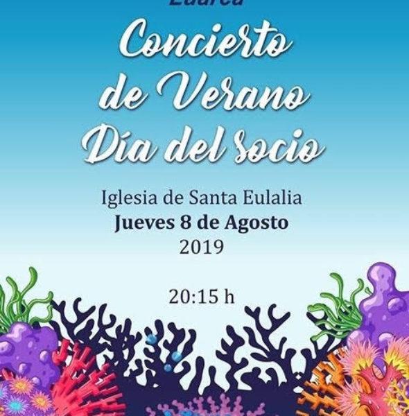 Concierto 'Coral Villa Blanca' Día del Socio