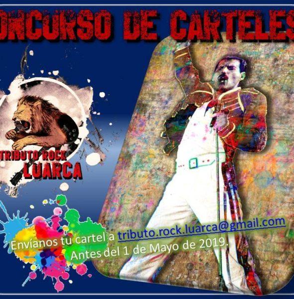 "Concurso de carteles ""Tributo Rock Luarca 2019"""