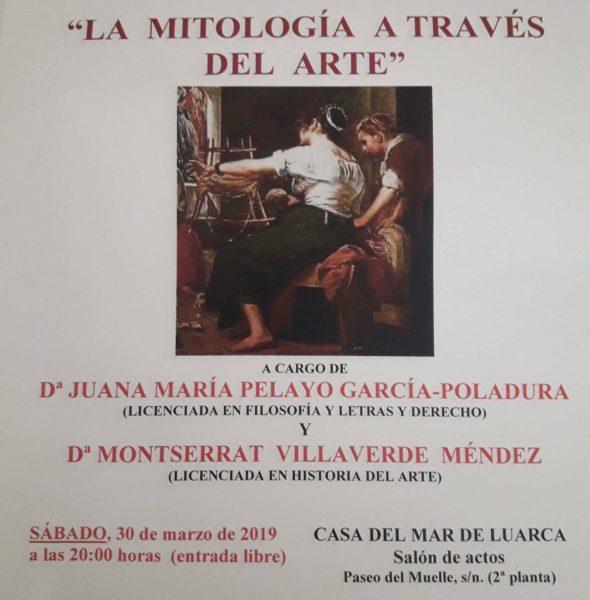 Conferencia 'La mitología a través del arte'