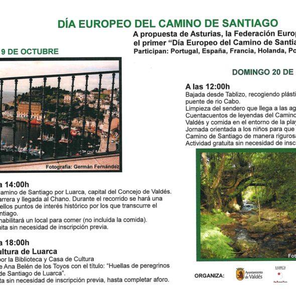 Día Europeo del Camino de Santiago