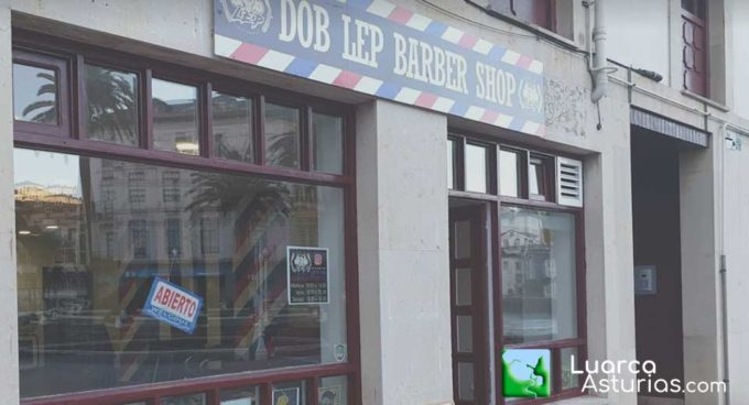 Barber Shop Dob Lep